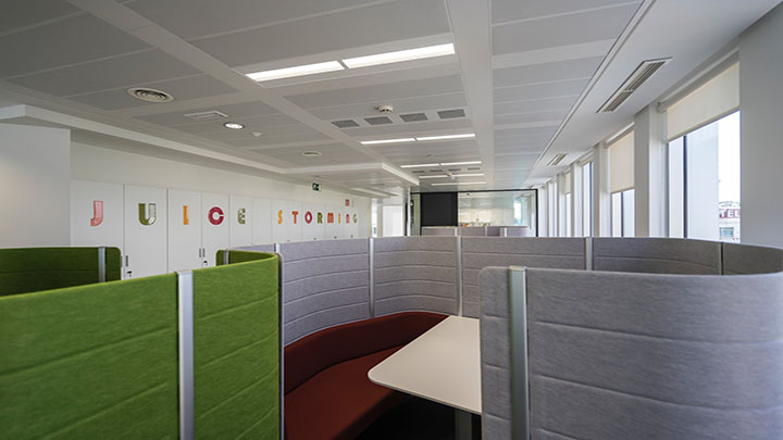 The Edge-Connected Lighting for offices-Philips Lighting