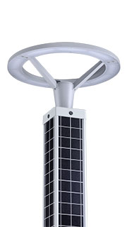 Urban Spark luminaria solar led de Philips