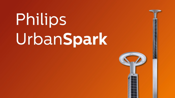 Philips UrbanSpark video